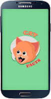 Screenshot of Cat Facts