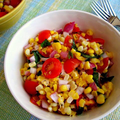 Pumpkin Corn Salad Recipes | Yummly