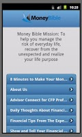 Screenshot of Money Bible