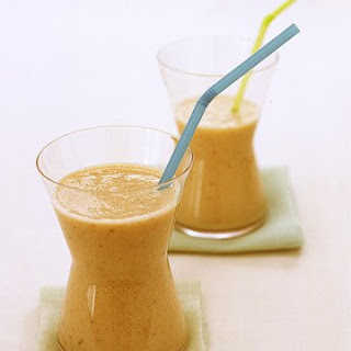 Buttermilk Banana Smoothies