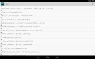 Screenshot of STO Tracker
