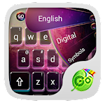 GO Keyboard Color Galaxy Theme 3.87 Apk