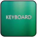 Green Glass Keyboard Skin icon