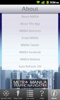 Screenshot of MMDA for Android™