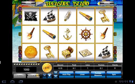 【免費紙牌App】Treasure Island Vegas Slots-APP點子