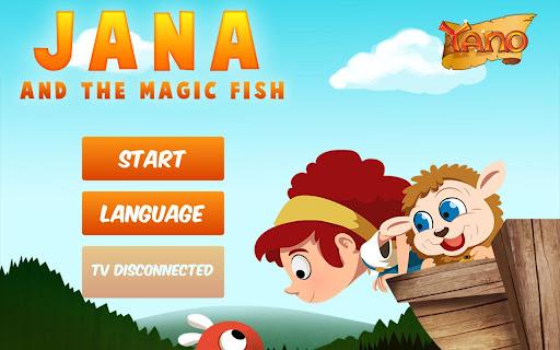Yano Jana and Magic Fish Lite