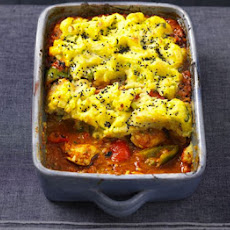Masala Chicken Pie