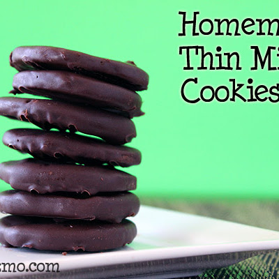 Thin Mint Cookie