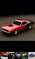 Screenshot of Muscle Cars HD Wallpapers