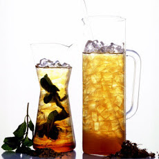 Licorice Mint Iced Tea