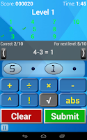 Screenshot of Number Twist - Math game