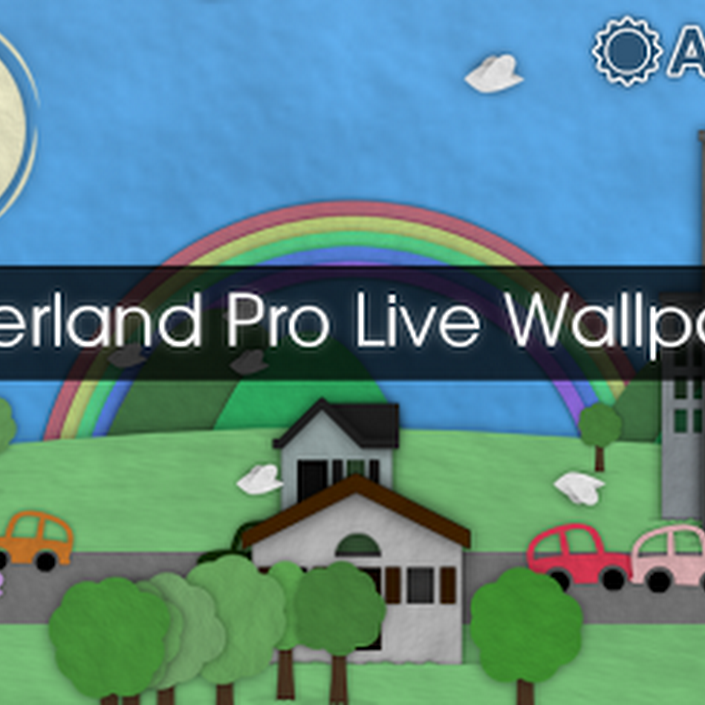 Paperland Pro Live Wallpaper 571 Apk Pro - Download Android