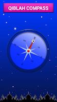 Screenshot of Prayer Times & Qiblah Compass