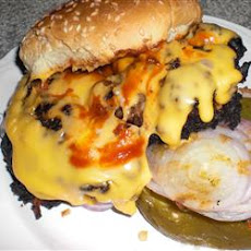 The Burger Your Mama Warned You About!