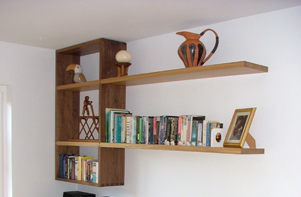 Offset Shelving