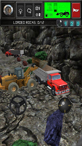 Loader Simulator PRO - screenshot