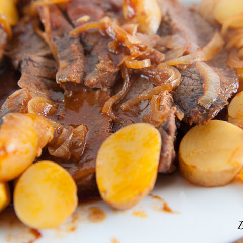 AWESOME BBQ POT ROAST