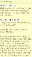 Screenshot of Lời Chúa Hằng Ngày