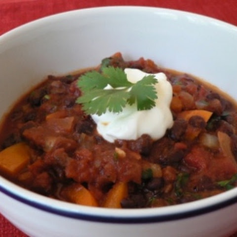 Black Bean Chipotle Chili