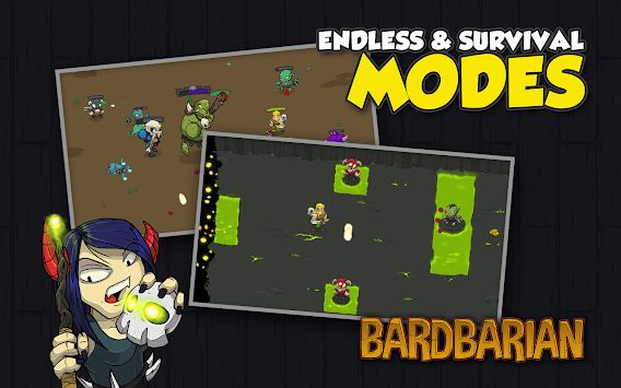 Bardbarian: Golden Axe Edition apk screenshot