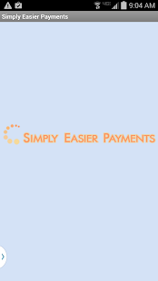 Simply Easier Payments - screenshot