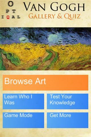 免費下載教育APP|Van Gogh Gallery and Quiz app開箱文|APP開箱王