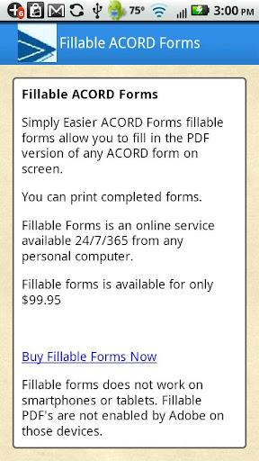 Simply Easier ACORD Forms