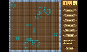 Screenshot of Micro Life