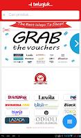 Screenshot of Telunjuk.com - Shopping Apps