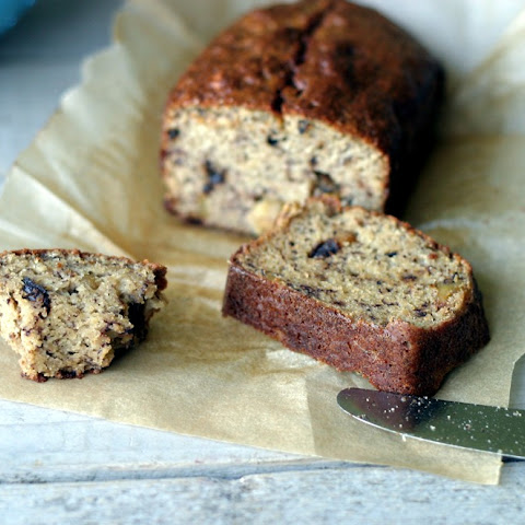 Banana Bread {using coconut and almond flour}