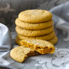 """Can't stop eating them"" Ginger Snap Cookies"