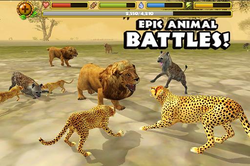 Cheetah Simulator - screenshot