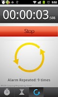 Screenshot of Stopwatch and Trainer