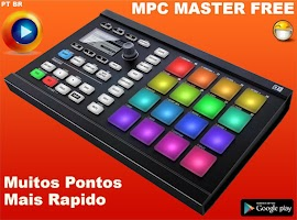 Screenshot of MPC FUNK Master DUBSTEP