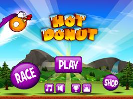 Screenshot of Hot Donut
