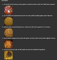 Screenshot of Rice Recipes allrecipes