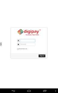 Digipay Power - screenshot