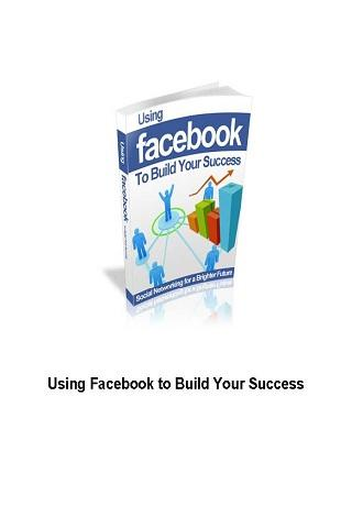 Using Facebook to Build Your S