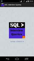 Screenshot of SQL Interview Queries