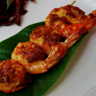 Grilled Prawns Accompaniment Recipes