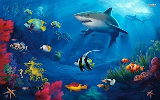 Screenshot of Underwater Jigsaw Puzzles