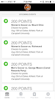Screenshot of Camel Rewards