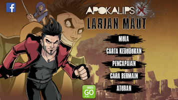 Screenshot of Apokalips X Larian Maut