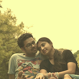 Love Birds by Arindam Bhattacharjee - People Couples ( #couples, #portfolio, #post wedding, #photography, #travel )
