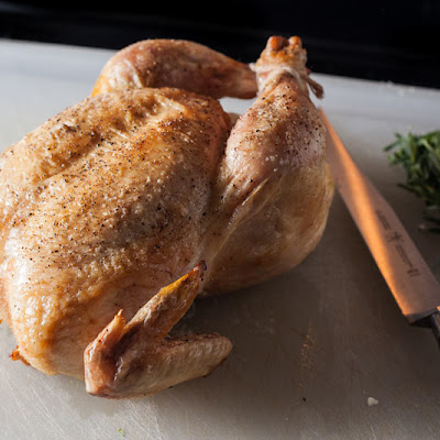 Easy Skillet Roast Chicken