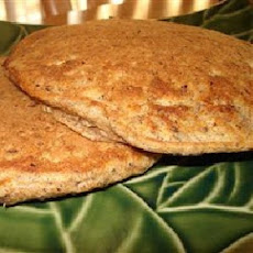 Grain and Nut Whole Wheat Pancakes
