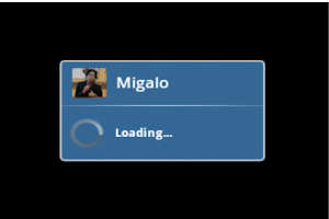 Screenshot of Migalo
