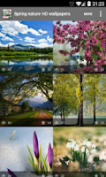 Screenshot of Spring nature HD wallpapers