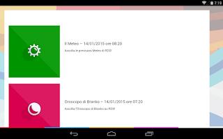 Screenshot of RDS 100% Grandi Successi