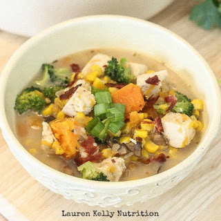 Chicken Broccoli Corn Chowder